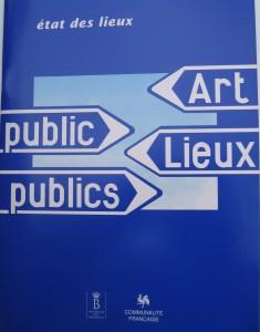 Art public-Lieux publics'90