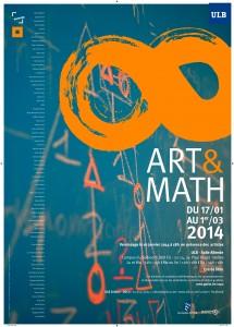 Affiche Art et Math