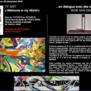 Galerie ABC&DESIGN, à Verviers, jusqu'au 30 décembre 2016