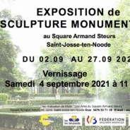 Exposition annuelle de Sculptures monumentales.